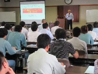 栃木県若手建設マンレベルアップ研修