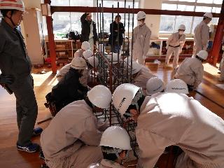 熊谷工業高校建築科
